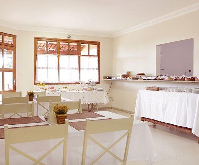 Café da Manhã da Pousada das Araras de Araçuaí