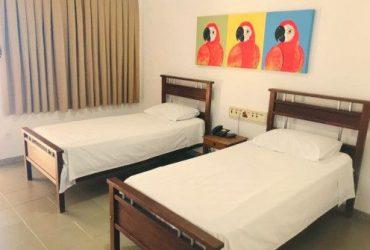 Apartamento Standard Duplo da Pousada das Araras de Araçuaí